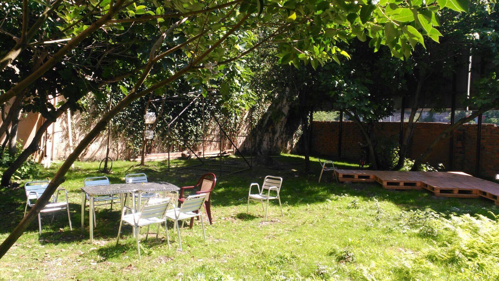 Espa ol el jard n secreto de espacio open espacio open for Jardin spanish